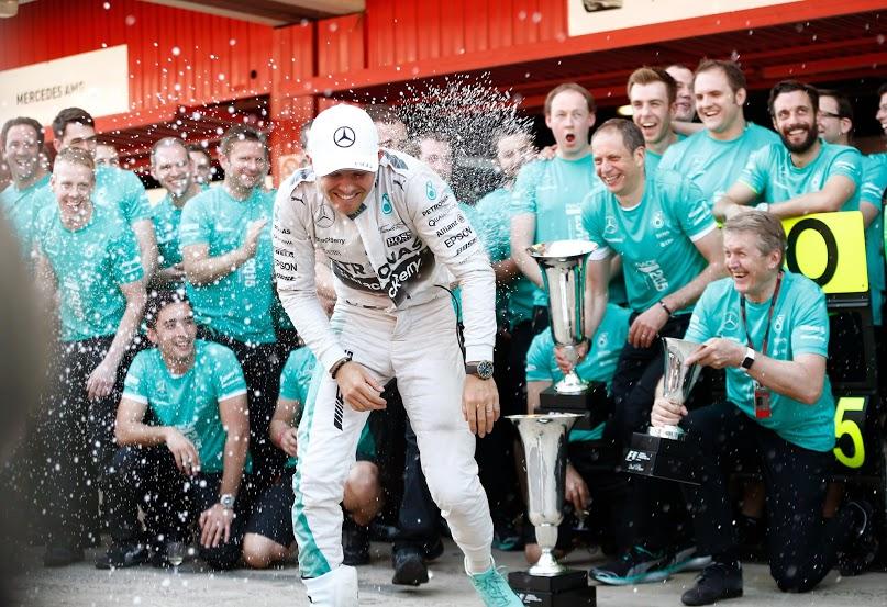 fot. Mercedes F1 AMG Petronas