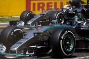 Imponujące zwycięstwo Rosberga w Barcelonie