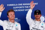 GP Hiszpanii: Rosberg skradł PP