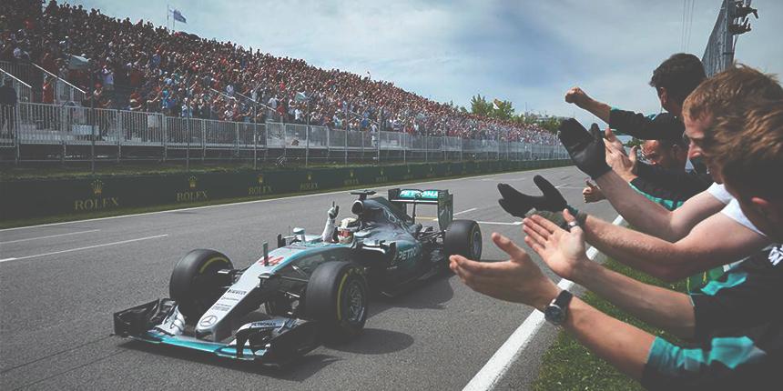 Wyniki rywalizacji w Grand Prix Kanady