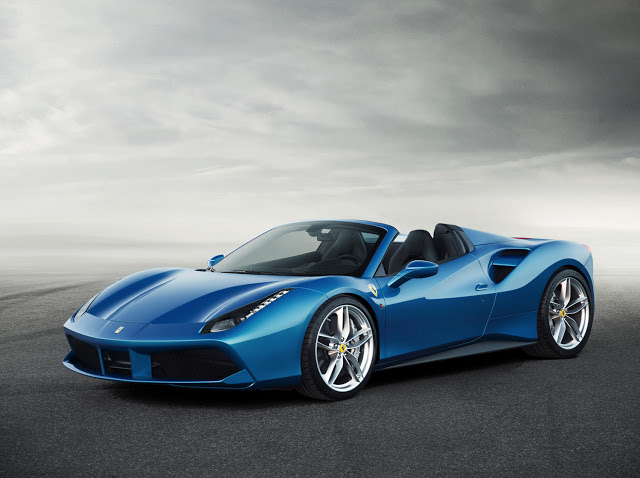 Oficjalna prezentacja Ferrari 488 Spider!