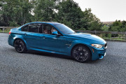 BMW M3 i Atlantis Blue - kolor idealny!
