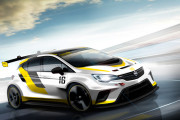 Opel Astra TCR 2016 - Racecar