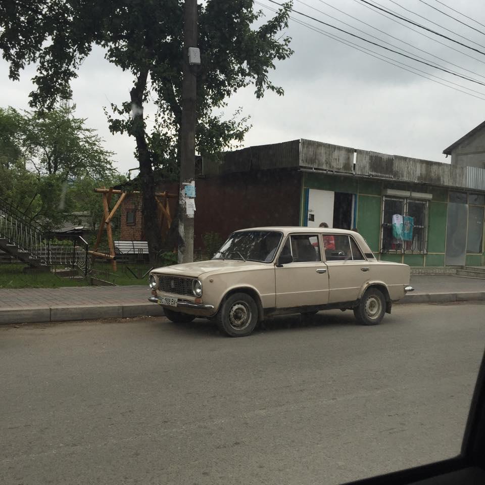 Ukraina jakoś sobie radzi - w obiektywnie Mototrends