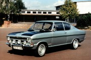 50 lat - Opel Kadett B