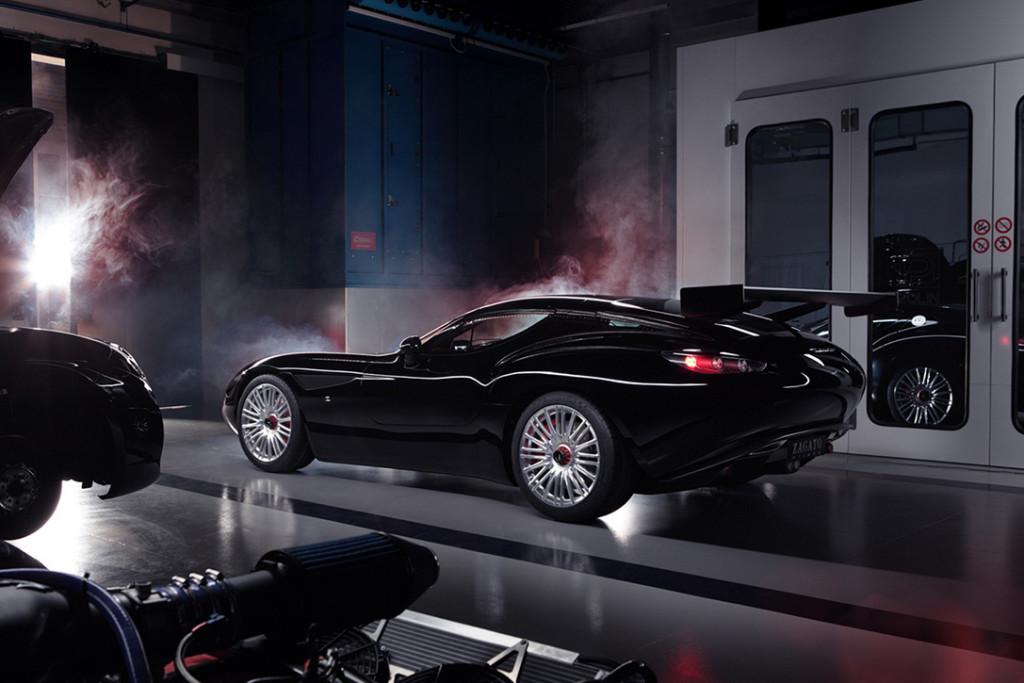 premiera Maserati Zagato Milano
