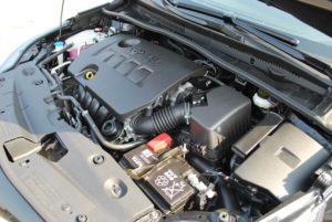 Tpypta Avensis gama silnikowa
