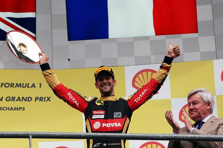 fot. Lotus F1