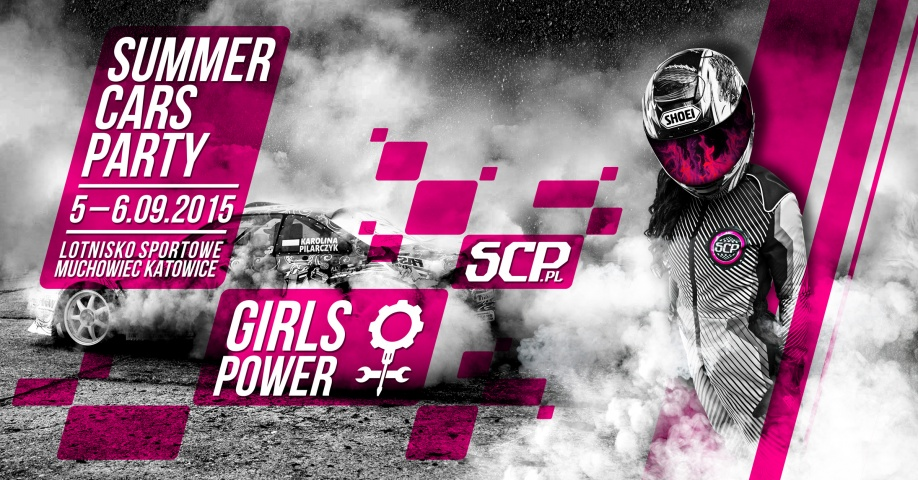 Summer Cars Party 2015 - Girls Power!