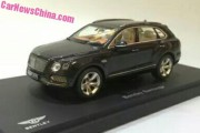 Bentley Bentayga 1:18
