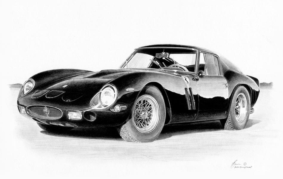 Ferrari 250 GTO - galeria