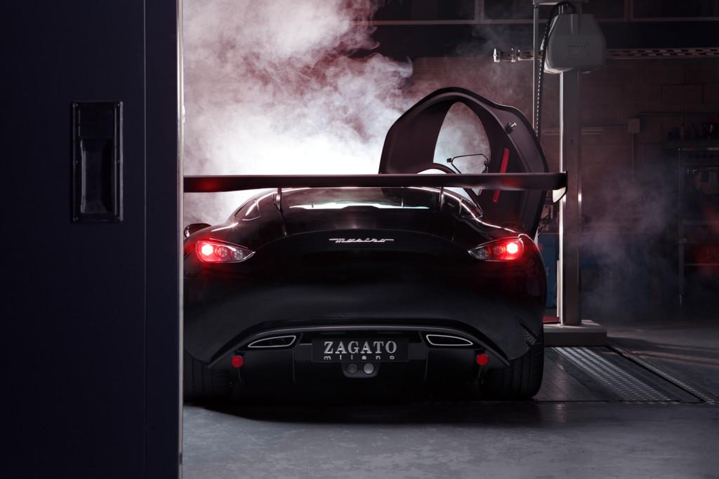 Maserati Zagato Milano aukcja