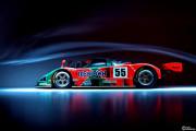 Mazda 787b - uczestnik Le Mans