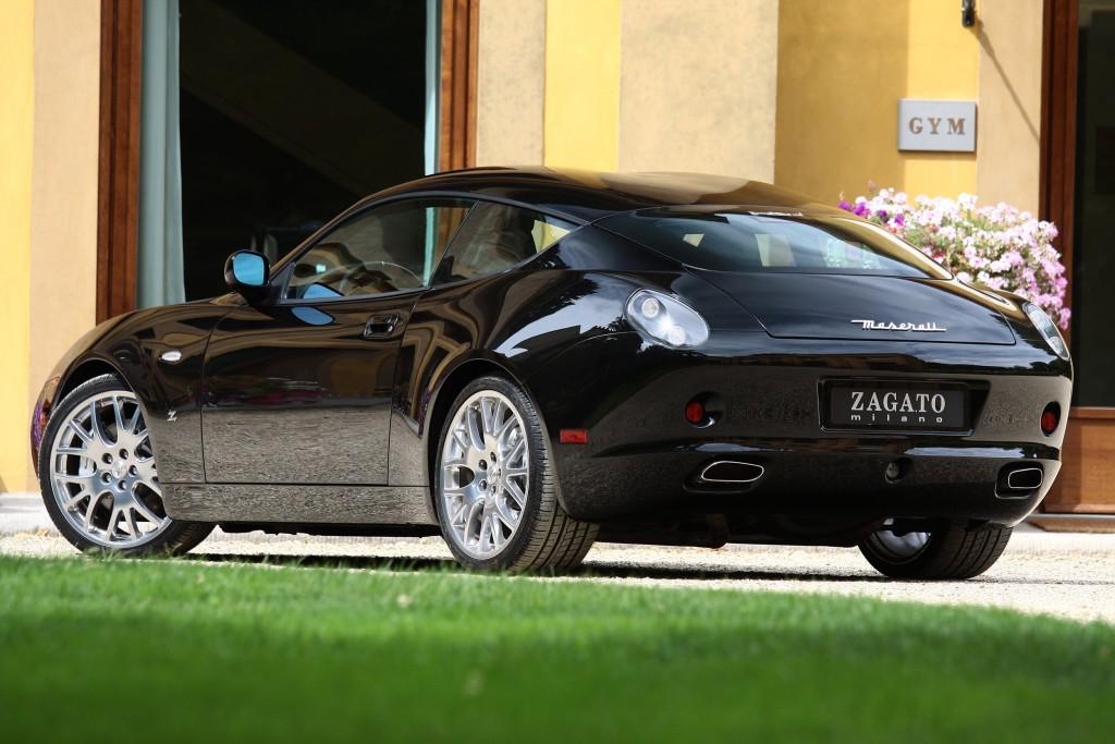 Maserati Zagato Milano wyjątkowy design