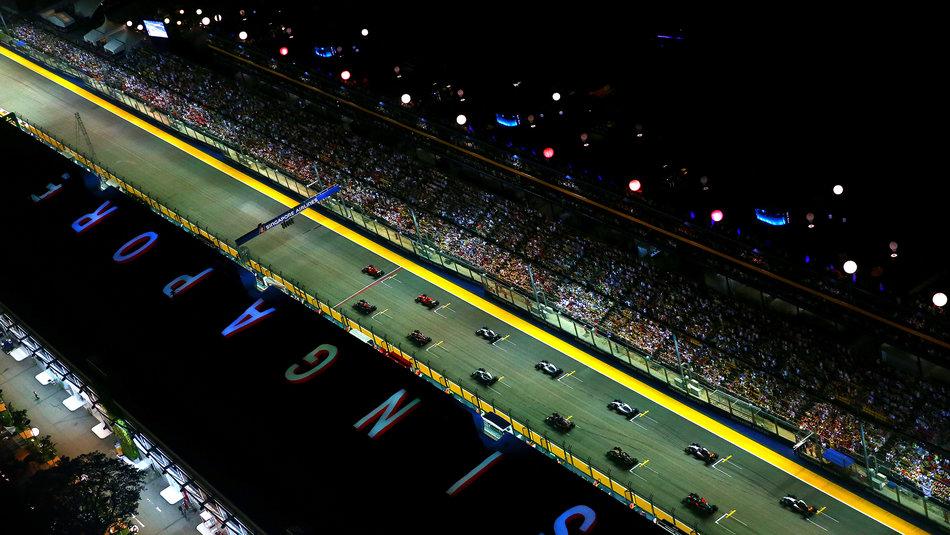 Podsumowanie GP Singapuru