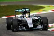 [Piątek] Lewis Hamilton najszybszy na Monzy