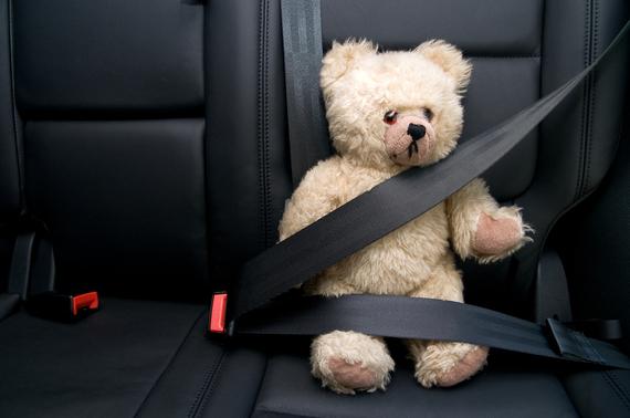 Bezpieczeństwo bierne w samochodzie