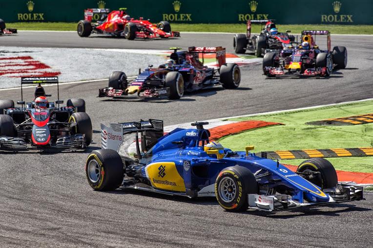 Grand Prix Włoch - F1 Show or slow?