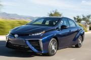 Toyota Mirai - przyszłość pod znakiem wodoru