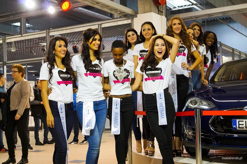 Warsaw Moto Show 2015 - galeria