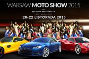 Warsaw Moto Show 2015 - zapowiedź