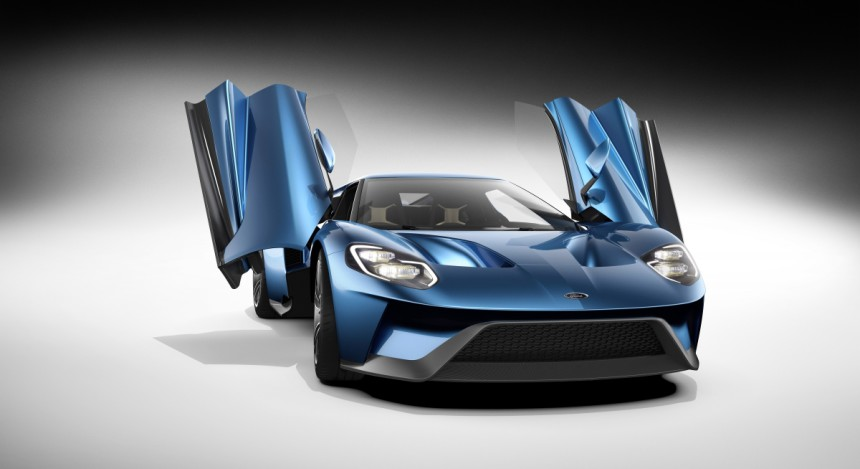 fORD GT22