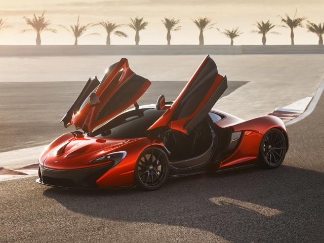 McLaren P1 przechodzi do historii.