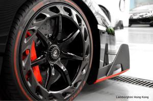 Lamborghini Veneno opony i felgi