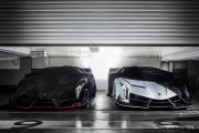 Lamborghini Veneno w Hong Kongu