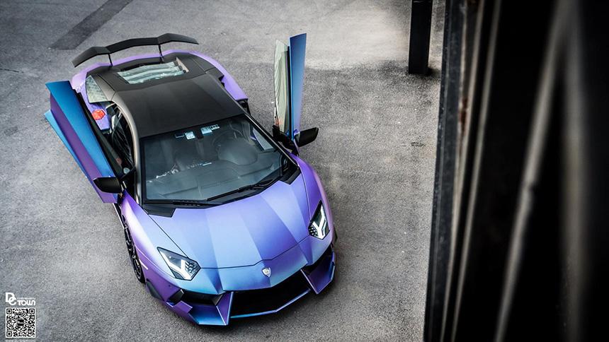 Lamborghini Aventador od DMC