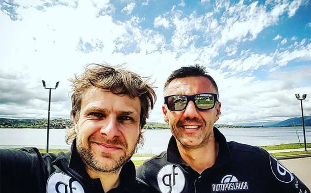 Dakar 2016 - Sebastian Rozwadowski - Dobry debiut.
