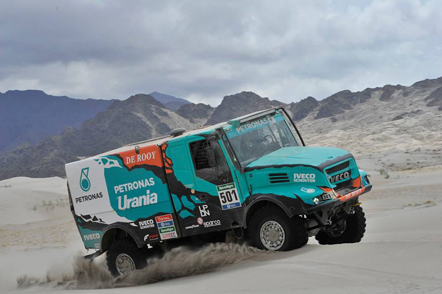 de rooy 1st trucks