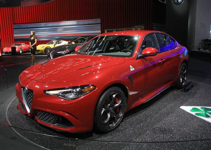 Alfa Romeo Guilia - zakochaj się w Italii na nowo...