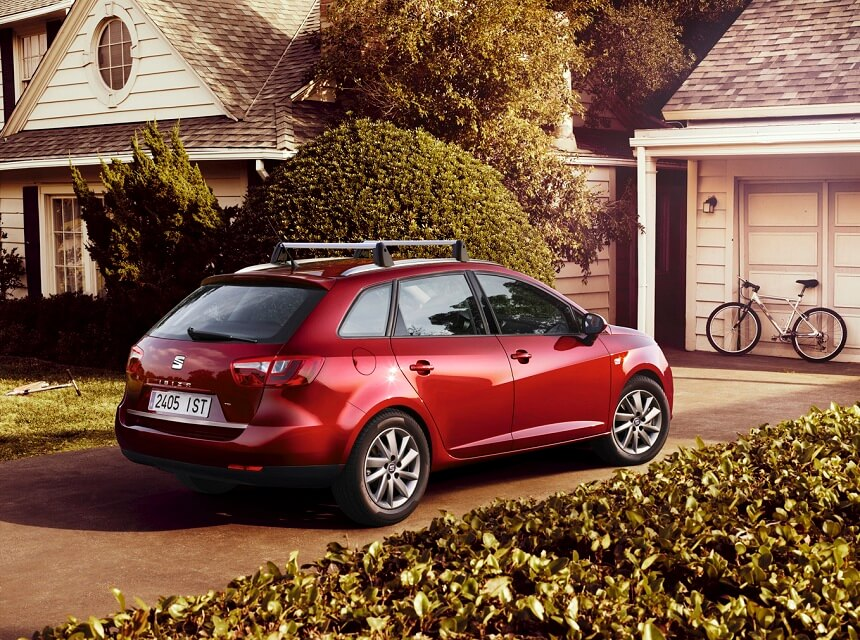 SEAT IBIZA ST - rodzinne auto na najwyższym poziomie technologii i bezpieczeństwa