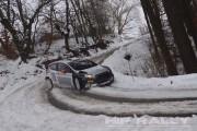 WRC - Video - Robert Kubica i Maciek Szczepaniak testują Fiestę