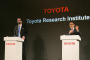 Toyota Research Institute pełną parą