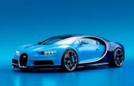 Genewa 2016: Bugatti Chiron