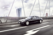 Mercedes-Maybach S 600 Guard - pancerna bestia