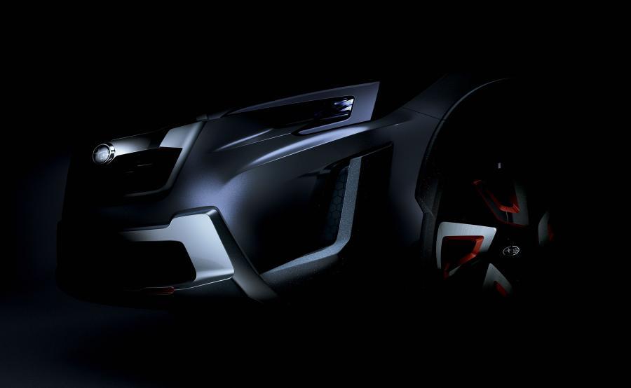 Subaru - przyszłość, która nadejdzie.