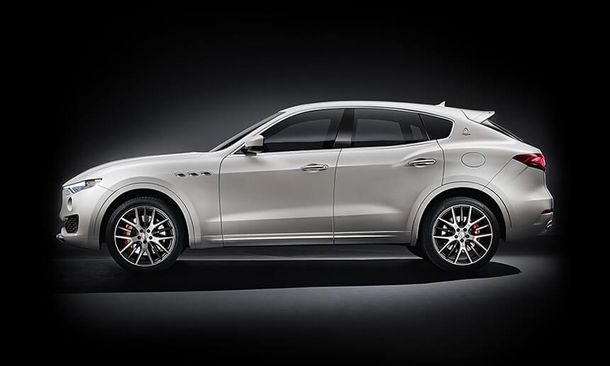 Genewa 2016: Maserati Levante