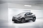 C-HR zadebiutuje w salonach Toyoty w tym roku