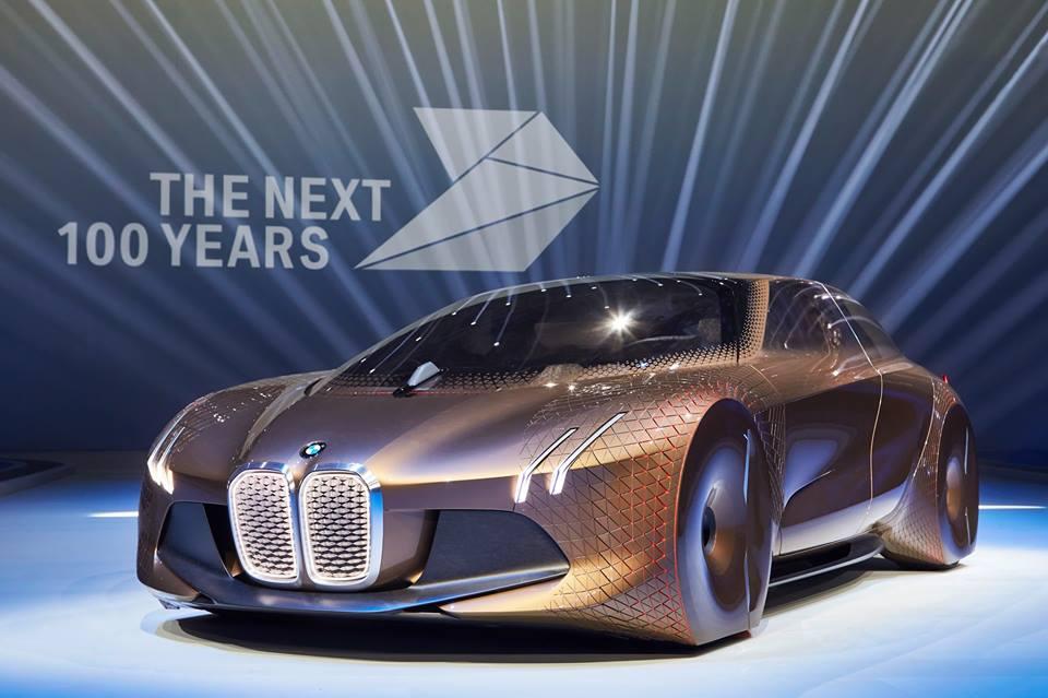 BMW kończy 100 lat