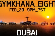 GYMKHANA EIGHT