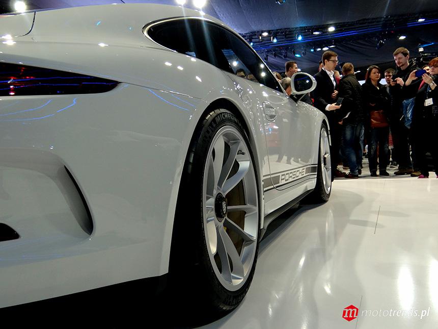 MS Poznań 2016: Premiera Porsche 911 R
