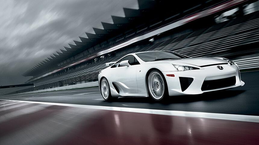 Lexus LFA - nowa generacja za 3 lata?