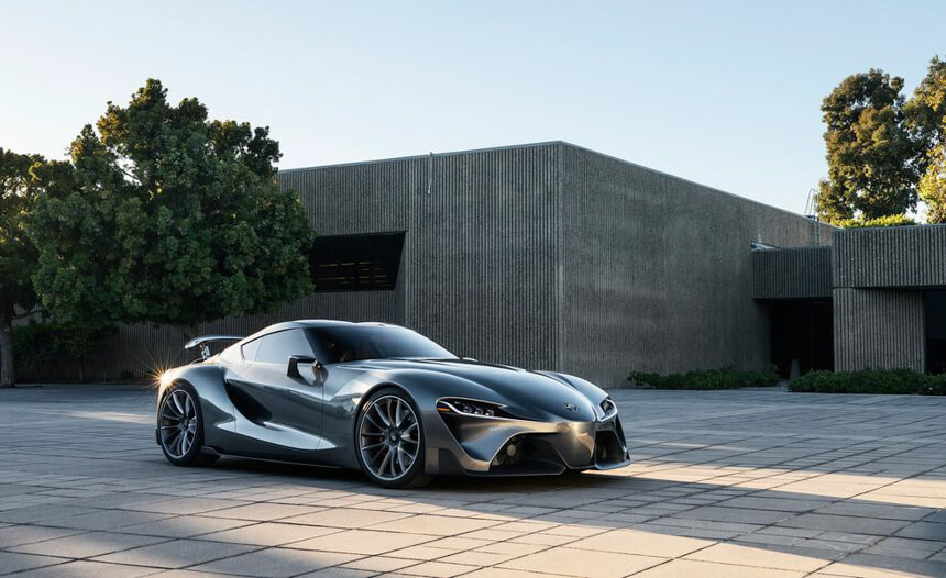 Toyota Supra - doczeka się następcy?