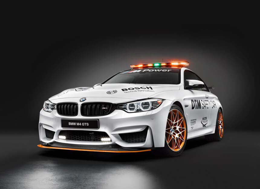 DTM: Nowy safety car - BMW M4 GTS