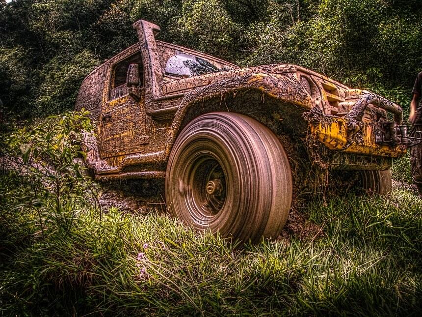 Auto terenowe – czy można je podrasować?