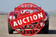 Rarytasy na europejskich aukcjach - top cars