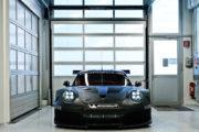 Nowe Porsche GTE